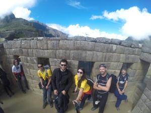 Mochilando em Machu Picchu