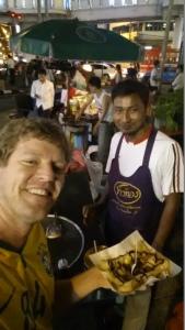 Comida na Tailândia - Rotee