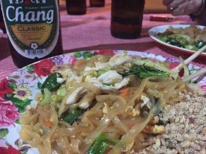 Comida na Tailândia - Pad Thai
