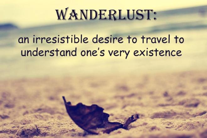 Wanderlust - Volta ao Mundo